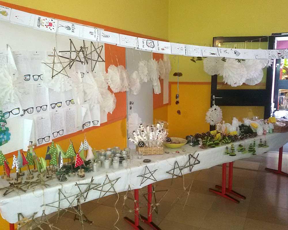 GGS-Rösrath, Schule der Vielfalt – Adventsbasar