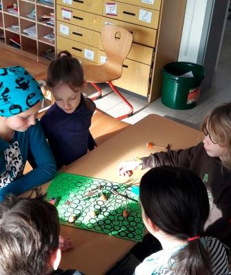 Brettspiele – von der Idee zum eigenen Spiel
