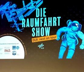 Besuch der Raumfahrtshow des DLR