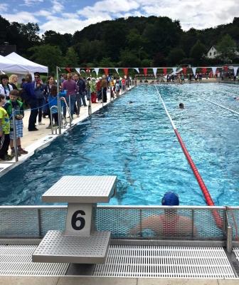 Stadtmeisterschaften Schwimmen