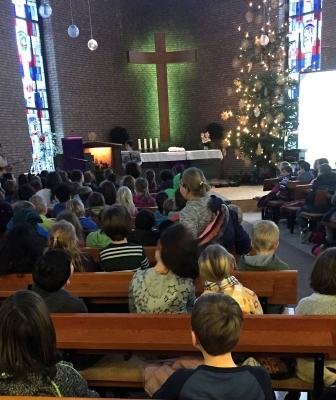 Weihnachtssingen in der Versöhnungskirche